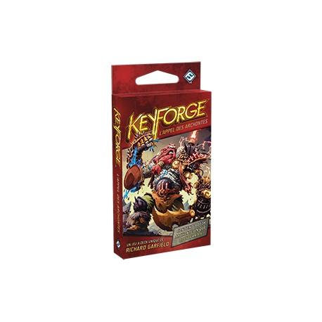 Keyforge : Deck L'appel des Archontes
