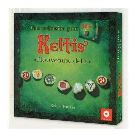 Extension Keltis - Nouveaux défis