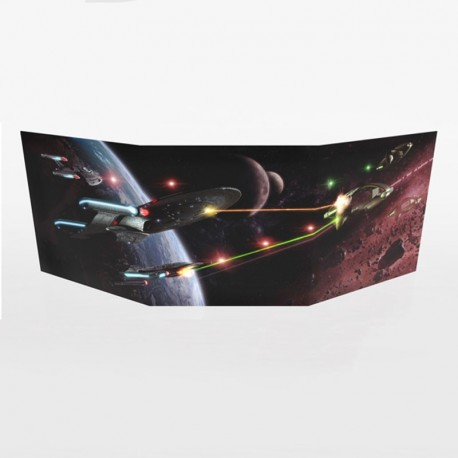 Star Trek Adventures - écran de jeu