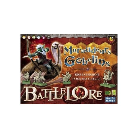Battlelore - Maraudeurs Gobelins