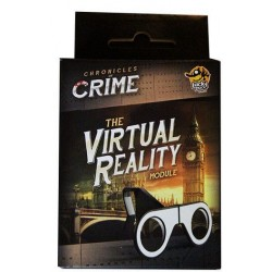 Chronicles of Crime - virtual reality module