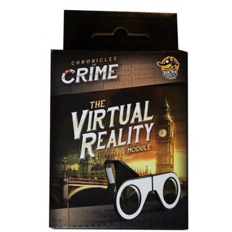 Chronicles of Crime - virtual reality module
