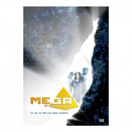 Mega 5è paradigme : Livre de base