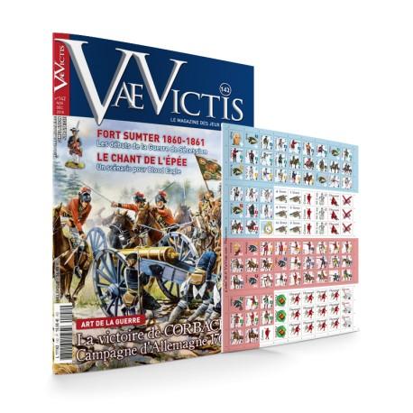 Vae Victis n°142 édition jeu