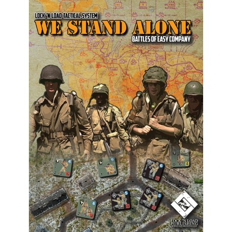We Stand Alone - Battles of Easy Company