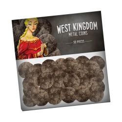 West Kingdoms Metal Coins