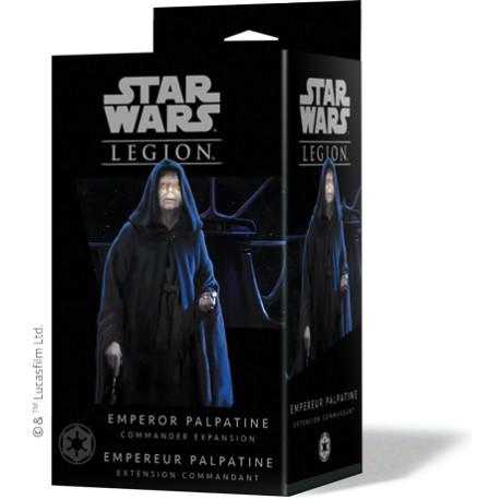 Empereur Palpatine - Star Wars Légion