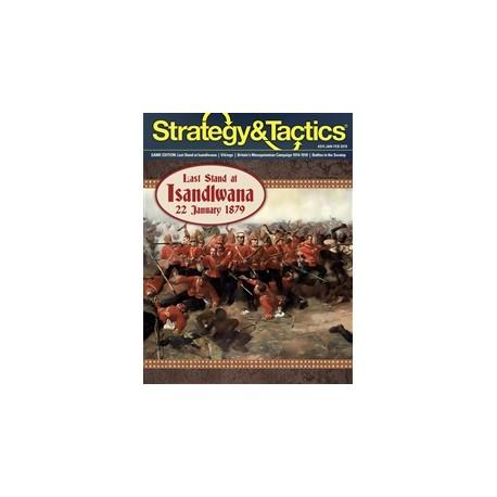 Strategy & Tactics 314 : Last Stand at Isandlwana