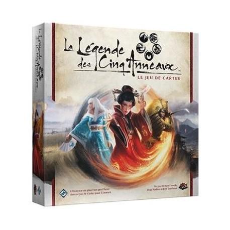 La Légende des Cinq Anneaux LCG