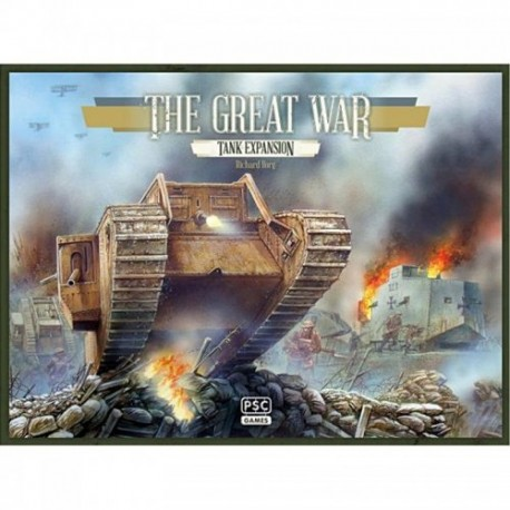 The Great War : Tank expansion