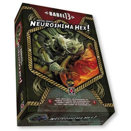 Neuroshima Hex : Babel 13