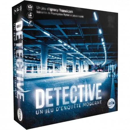 Detective : un jeu d'enquête moderne