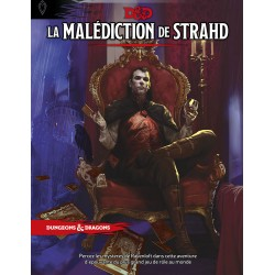 D&D 5 - La Malédiction de Strahd