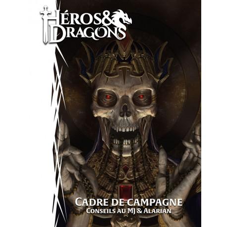 Héros & Dragons: Cadre de Campagne