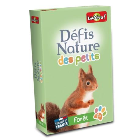 Défis Nature des Petits : Forêt