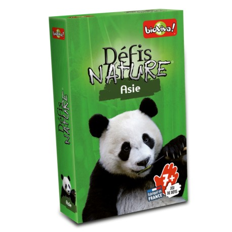 Défis Nature : Asie