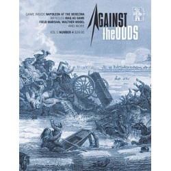 Against the Odds 4 - Napoleon at the Berezina