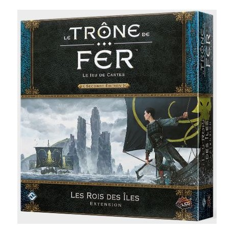 Le Trone de Fer JCE 2de édition : Les Rois des îles
