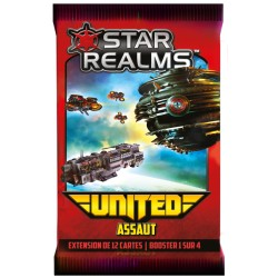 Star Realms United : 4 boosters