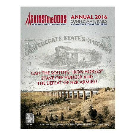 Against the Odds Annual 2016 - Confederate Rails