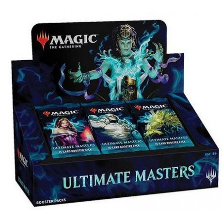 Magic the Gathering : Ultimate Masters - Boite de 24 Boosters