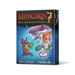 Munchkin 7 : Oh le Gros Tricheuuuuuuuur ! pas cher
