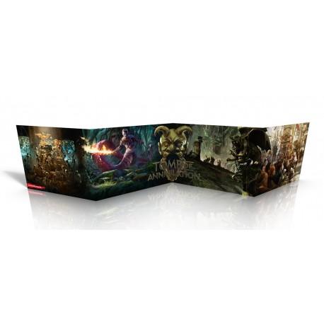 D&D 5 - Tomb of Annihilation - écran