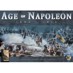Age of Napoleon 1805-1815 pas cher