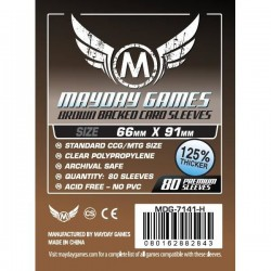Premium Card Game Sleeves - 63,5x88mm (x50)