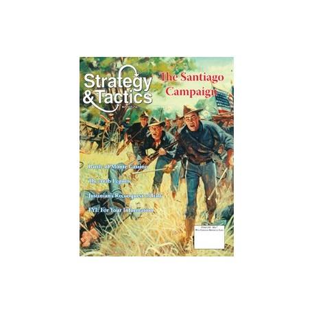 Strategy & Tactics 258 - Santiago Camp