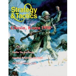 Strategy & Tactics 257 - Chosin X Corps Escapes the Trap