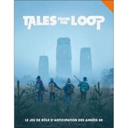 Tales From the Loop : Livre de Base