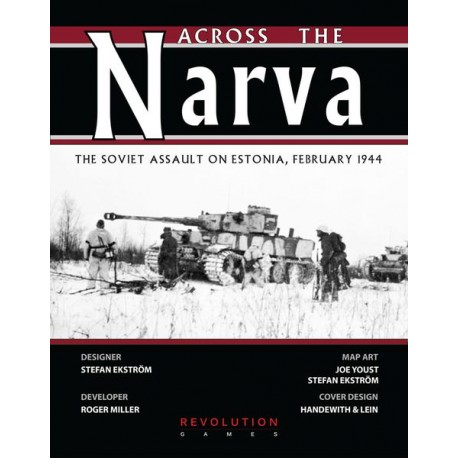 Across the Narva: The soviet assault on Estonia February 1944