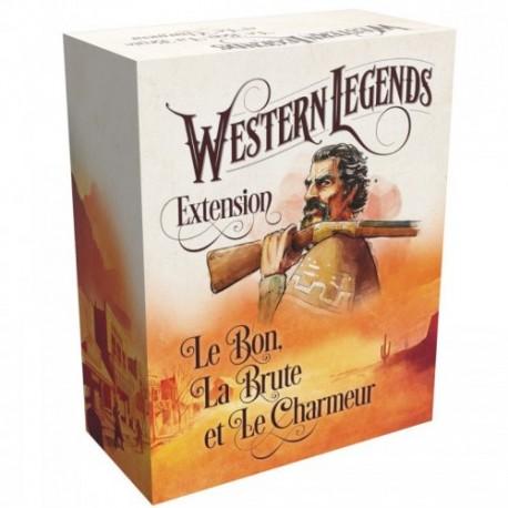 Western Legends : Le bon La brute et le charmeur