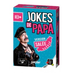 Jokes de Papa - extension salée