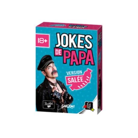 Jokes de Papa - extension salée