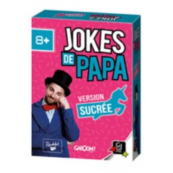 Jokes de Papa - extension sucrée
