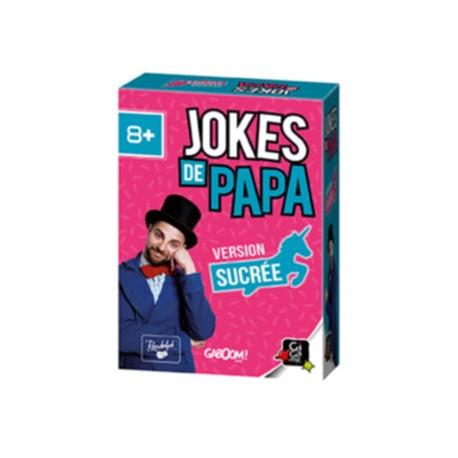 Jokes de Papa - extension sucrée