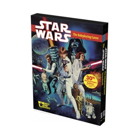 Star Wars the Roleplaying Game : 30th Anniversary