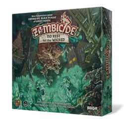 Zombicide - No rest for the wicked