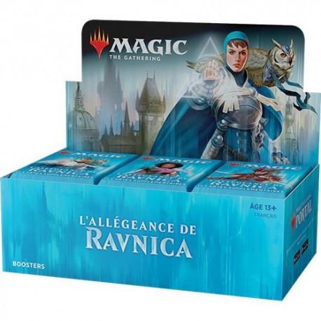 Magic the Gathering : L'Allégeance de Ravnica - Display