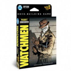 DC Comics - jeu de Deck Building - extension Watchmen