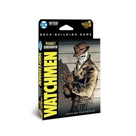 DC Comics - jeu de Deck Building - extension Watchmen