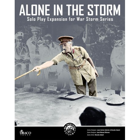 Alone in the Storm: Solo Play Expansion for WSS