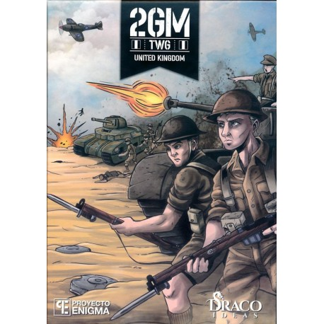 2GM Tactics - UK expansion