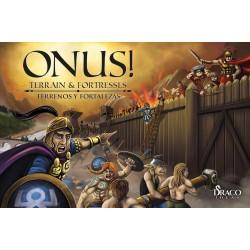 ONUS! Terrain & Fortresses