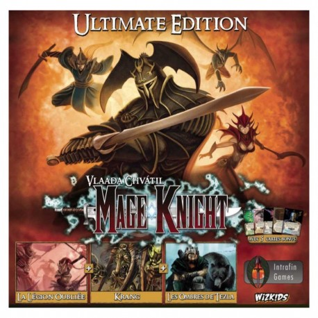Mage Knight Ultimate Edition FR