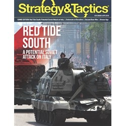 Strategy & Tactics 315 : Red Tide South