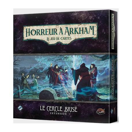Horreur à Arkham LCG - Le Cercle Brisé