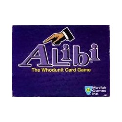 Alibi - Mayfair Games